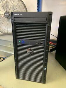 Dell PowerEdge T130, Intel Xeon E3-1230 v5, 16GB DDR4, H730, 4x 4TB 12Gb/s SAS