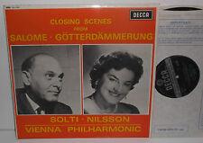 SXL 6261 Strauss Salome Wagner Gotterdammerung Scenes Nilsson VPO Solti ED2 WBG