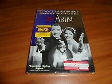 The Artist (DVD, 2012, Full Frame) Berenice Bejo,Jean Dujardin New
