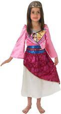 Costume Bambina Carnevale Shimmer Mulan Disney Rubie's - varie taglie