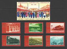 CHINA PRC # 1067-1075 MNH  PEOPLE AND FACTORIES  Complete Set of 9