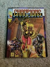 OEJ ~ Hero System ~ Champions ~ New Millenium ~ Softcover