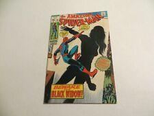 Marvel Comics Amazing Spider-Man #86 .15 cent cover. 1st Black Widow Costume