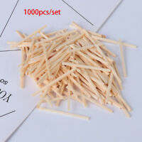 homemade match sticks SquareWooden Rods Wooden diy craft counting stick