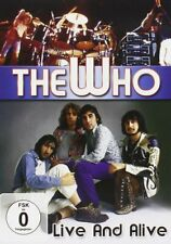 The Who: Live & Alive u.a My Generation, Anyway, Anyhow, Anywhere, Substitute