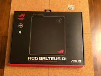 ASUS ROG BALTEUS QI MOUSE PAD EMPTY BOX & INSERT+ FREE SHIPPING 🔥