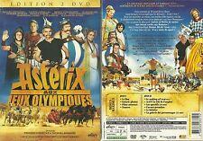 ASTERIX AUX JEUX OLYMPIQUES avec DELON, MICHAEL SCHUMACHER / 2 DVD NEUF EMBALLE