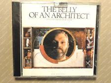 WIM MERTENS  -  THE BELLY OF AN ARCHITECT  -  CD 1996  NUOVO E SIGILLATO