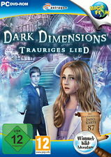 Dark Dimensions: Trauriges Lied - Big Fish Wimmelbild PC Spiel