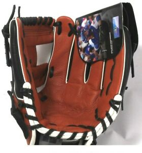 """Wilson A500 11.5"""" Left Hand Official MLB Glove Authentic Top Grain Leather"""