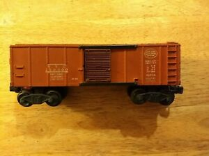 Vintage Lionel Train, Freight Car,NYC 159000,New York Central System,027, Marx