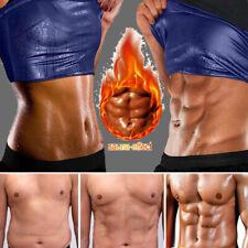 Chaleco De Neopreno Sweat Sauna Body Shaper Mujer Hombre Adelgazante Sport térmica Shapewear