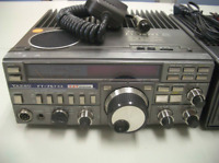 AS-IS Yaesu FT-757SX HF Transceiver ALL mode HAM RADIO #BOF20000