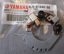 Genuine Yamaha YFM350 Starter Motor Brush Repair Rebuild Kit 8L6-81840-50