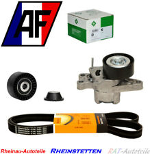 6PK1564 Keilrippenriemen-satz+Spanarm CITROEN PEUGEOT FIAT 1.1 1.4 1.6 MIT KLIMA