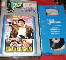 Türkische Film - Birakin Yasasinlar - CÜNEYT ARKIN - no Glasbox