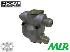 MOCAL OT/2J REMOTE OIL COOLER THERMOSTAT WITH AN -16 JIC FITTINGS BCV