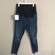 Isabel Maternity Full Panel Skinny Jeans Sizes 8 MEDIUM