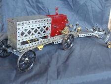 Trattore Meccano tractor motor