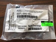 GE Datex Ohmeda 0221-1002-881 Kit H-I-T Fem N2O 1/ HSE w/ NUT Anesthesia Machine