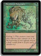 4 PLAYED Skyshroud Ridgeback - Green Nemesis Mtg Magic Common 4x x4