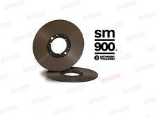 "NEW RTM / RMG SM-900 RECORDING TAPE 1/4"" X 2500' ON ECO-PAK PANCAKE HUB"