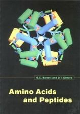 Amino Acids and Peptides by D. T. Elmore and G. C. Barrett (1998, Paperback)