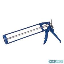 Silicone Gun Skeleton Caulk Caulking Gun Sealant Mastik Adhesive Cartridge Gun