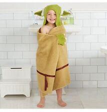 Disney's Star Wars Yoda Hooded Bath Towel Wrap
