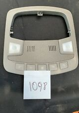15-16 Ford Fusion Overhead Dome Light Console DS73-F519A58