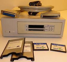 Ensoniq ASR10 CF Card reader writer SCSI Hot Swap external 2 drive