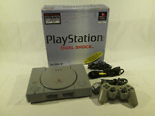 PS1 PSX Sony Playstation 1 Console Dual Shock / Dualshock