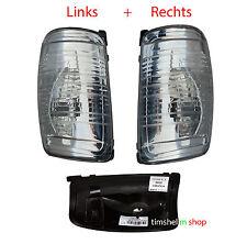Ford Transit Spiegelblinker Blinker Spiegel weiß ab 2013  LINKS + RECHTS