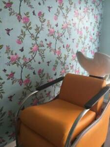 Hairdressing Basin and Chairs AGIGI