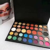 HOT New Eyeshadow Palette MORPHE x James Charles Inner Artist 39 Pressed  #8