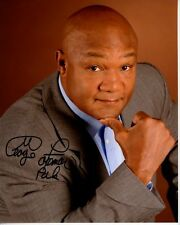 GEORGE FOREMAN Signed Autographed Photo