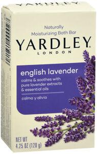 Yardley Soap English Lavender ( 6 pack )