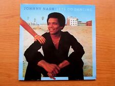 JOHNNY NASH Let's Go Dancing ORIGINAL 1979 UK VINYL LP ORANGE EPIC S EPC 83043
