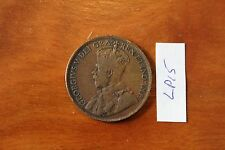 1917 Canada Large Cent Coins , Canadian One Cent