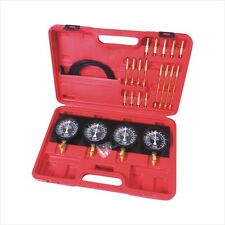 4-Cylinder Balance Gauge Fuel Vacuum Carburetor Synchronizer Gauge Set Kit