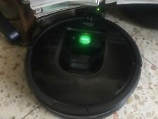 Irobot Roomba 980 Automatic Robotic Floor Vaccum Cleaner with Dock and charger