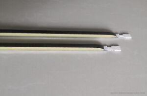 2 New Sponge Bar Needle Presser Bar for Brother 4.5mm KH860 KH868 KH940 KH970