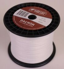 Scientific Anglers Dacron Fly Line Backing 1000 Yards 30 lbs White ON SALE
