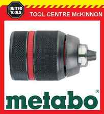 METABO 13mm ALL METAL KEYLESS DRILL CHUCK – SUIT MAKITA HITACHI DEWALT BOSCH ETC