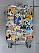 DISNEY HARD CASE Small Carry on BRAND NEW COMIC MICKEY MOUSE RRP$219