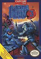 Mega Man 3 (NES, 1990)