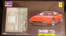 1989 Ferrari 348 tb, 1:24, Hasegawa 20230