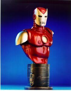 SILVER AGE IRON MAN Mini Bust #2037/4000 Statue BOWEN DESIGNS Marvel NIB