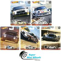 Hot Wheels Premium 2020 Car Culture R Case Hill Climbers Set of 5 Cars Pre-Order