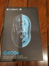 Logitech G400s Optical Mouse NEW IN BOX